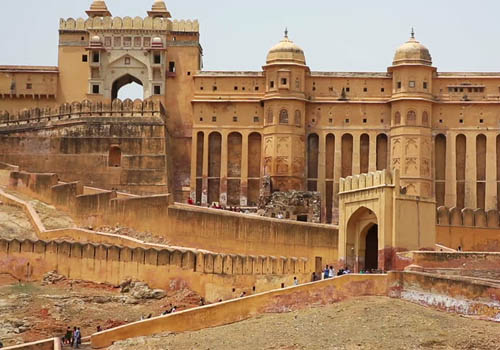 Agra Jaipur Same Day Tour by Car